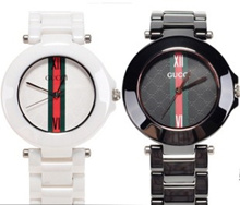 【Lovers Watches】 Watches 100% Waterproof/Stainless Steel/Leather Strap/For Man and Women