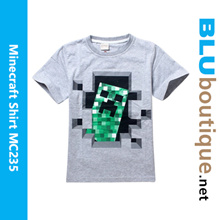 Minecraft T-shirt MC235