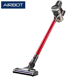 Airbot Supersonics 2in1 Handheld Vacuum Cleaner Carpet Floor Roller Brush Mattress Sofa Mite Killer