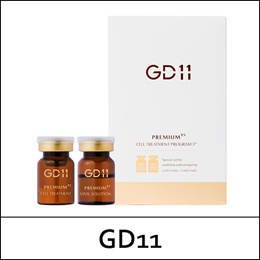 [GD11] (ho) Premium RX Cell Treatment Program 3+ (100mg*3ea+5ml*3ea) 1 Pack