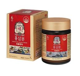 [CNY] Cheong Kwan Jang Korean Red Ginseng Powder 90g (3.2oz) Korean 6 Years Genuine New