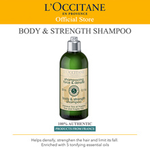 [Loccitane] Aromachologie Body and Strength Shampoo 300ml