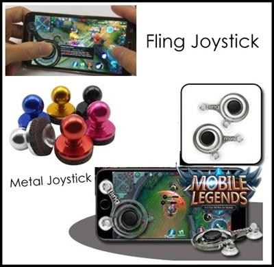 ★Mobile Joystick★Fling Mini Joystick★Mobile Legend★Metal JoyStick★