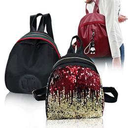 NEW MODEL - Korean Women Backpack / Tas Punggung Wanita  - 2 STYLE - Import Quality