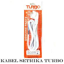 Kabel Setrika Turbo Untuk Semua Jenis Merk Setrika Standard SNI