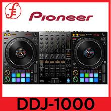 Pioneer DJ DDJ-1000 4-Channel rekordbox dj Controller with Integrated Mixer(1000 DDJ 1000)