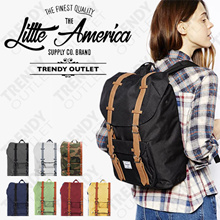 Little America Backpack | Classic Style Reinvented | 17 and 25 Liter Version