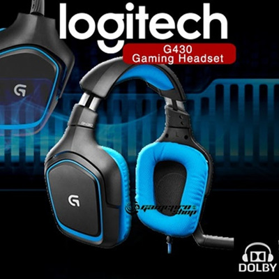 f20430785df Qoo10 - Logitech G430 Surround Sound Gaming Headset : Mobile Devices