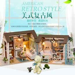 【Bedrooms n Frames UPDATED March2018】Sunshine ★ Mediterranean House ★ Miniature doll ★ Art Craft