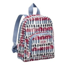 ★Cath Kidston★100%Authentic KIDS MINI RUCKSACK GUARDS WHITE CK-KG406154 /Cath Kidston / bag / [free shipping]