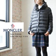 MONCLER 【Moncler】 PLESSIS Women's Down Jacket Down Coat (928) Size / Super Lightweight Short Length