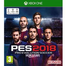 Xbox One PES 2018