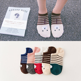 ~ ~ YIYI Socks  ★Cute Women Socks★FREE SHIPPING  ★Ankle socks /Boat shoe socks★Fashion★SG Ready Stocks★Free Size★Good Quality★Cheapest in town★Star Buy★Ship out within 24 hours★Dont say BOJI