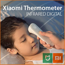 CHEAPEST ★ 100% Authentic Xiaomi Mi iHealth Digital Thermometer Infrared Temperature Control