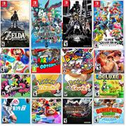 Popular Nintendo Switch Games