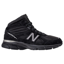 NEW BALANCE Mens New Balance 990 V4 Mid Running Shoes