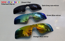 High Definition + High quality Polarized Clip-on Sunglass for all Spectacle Frames/ Driving Shades