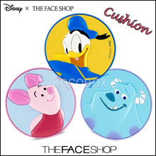 [THE FACE SHOP] CC Long-Lasting Cushion / CC Cooling Cushion / BB Power Perfection Cushion 3 Color