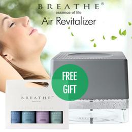 ✮✮No 1  HAZE-FREE Multi-functional  BREATHE  Air Purifier ✮✮✮ 3 yrs warranty