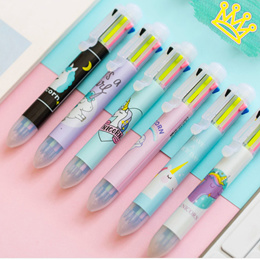 teachers day gifts teacher day gift UNICORN 8 COLOURS PENS STATIONERY GOODIE BAG CHRISTMAS GIFTS