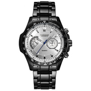 Men  Casual Watches - CURREN Black Business Military Men s Watches