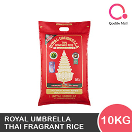 [Topseller] Royal Umbrella - 10KG Thai Hom Mali Rice! QUALITY RICE