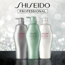 LOWEST ON QOO10!! 1000ML SHISEIDO Shampoo/Conditioner Hair Care ADENOVITAL/AQUA INTENSIVE