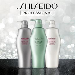 LOWEST ON QOO10!! 1000ML SHISEIDO Shampoo/Conditioner Hair Care ADENOVITAL/AQUA INTENSIVE