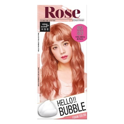 Mise en scene Hello bubble 11RG Rose gold