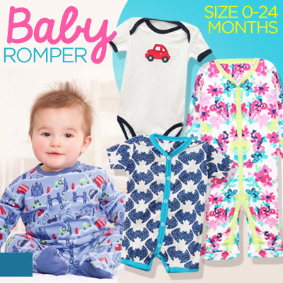 Baby Sleepsuit Jumper For Baby Boy and Girl Deals for only Rp99.000 instead of Rp99.000