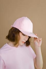 MIM cap pink