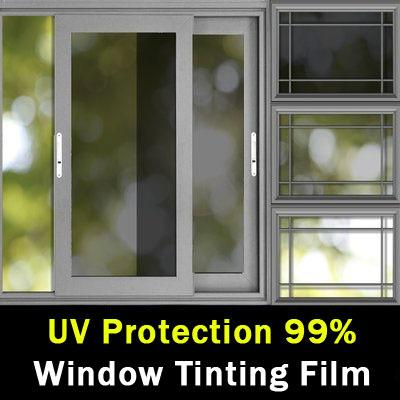 Uv Window Film >> Qoo10 Korea Best Solar Window Tinting Film 99 Uv Cut