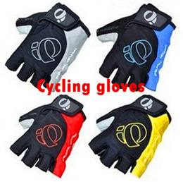 SGHalf gloves for bicycle riding / Cycling / Silica short half finger gloves / Padded Gloves / gym M