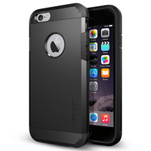 Spigen Iphone 6 Case Tough Amor Black