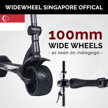 ★WIDEWHEEL SG OFFICIAL DISTRIBUTOR★ WideWheel Electric Scooter [IN-STOCK]