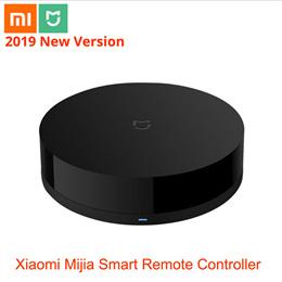 100% Aqara Mijia Universal Intelligent Smart Remote Controller WIFI+IR Switch 360degree Smart Home A