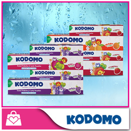 [Kodomo] Children Toothpaste (Strawberry/Orange/Grape/Apple) 80g  + Free 20g