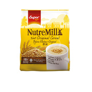 SUPER NUTREMILL 3in1 Original Cereal 30g x 18 Sticks Pouch