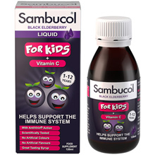 [NEW SELLER] Sambucol for Kids ( 1-12 years old)