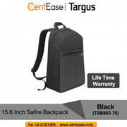 Targus 15.6 Inch Safire Backpack- Black