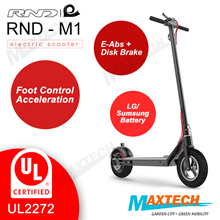 pick up 70030 9caae ☆UL2272 Electric Scooter E-Scooter☆RND M1