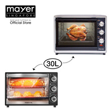 Mayer | Mistral Table Top Electric Oven 30L MMO30 | 20L MO208 | 30L MO1530 | 32L MO32RCL