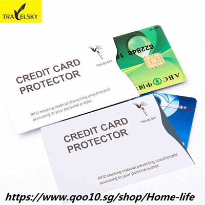 sale RFID Blocking paper card cover Smart Credit Card Cover Holder New  Arrival 10 pcs/lot free shipp