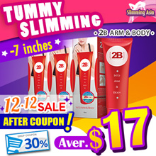 💖12.12 Sale💖2B Into Arm n Body!Asia No.1 slimming gel★Burn Fat Tummy Slimming★Get rid of belly fat