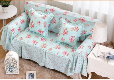 Qoo10 Quality Thicken Sofa Cloth Country Style Sofa Cover K Series
