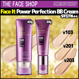 ★The Face Shop★Face It Power Perfection BB Cream SPF37 PA++ 20g 40g
