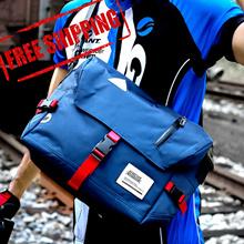 ★SALE★ Mens Sporty Messenger Shoulder Bag / Backpack / Sling / Office / Laptop Bag / Travel Sling
