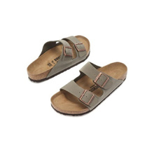 [OFFICIAL KOREA AK PLAZA][birkenstock] Arizona Men s Slippers regular fit RFSO9E103I4