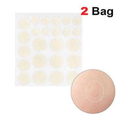 Acne Patch Set 48H Acne & Skin Tags Removal Set (2 Bag)