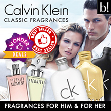 Calvin Klein - CK One / Be / Eternity Moment / Eternity Women / Men - Stocks and Testers Available